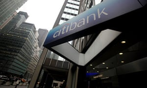 Citigroup Manhattan branch