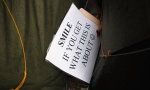 occupy london puts up a draft agreement