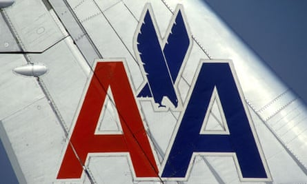 American Airlines tailfins