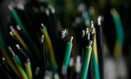 electronics wires, industrial production