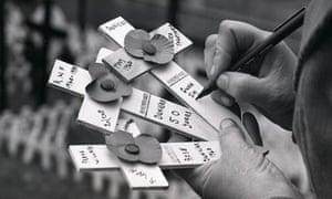 Jane Bown Armistice Day
