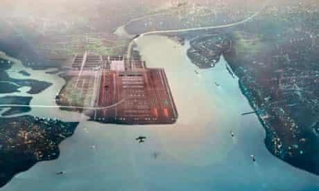 The Thames Hub