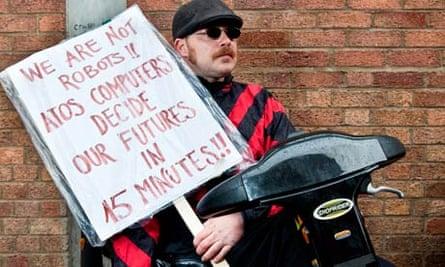 Anti Atos demo