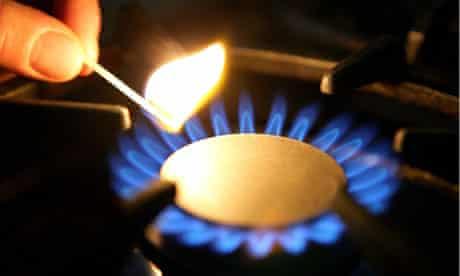Natural Gas Flames