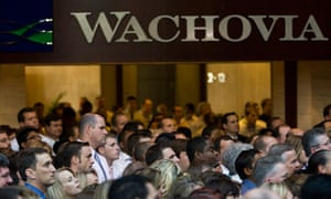 wachovia employees listen to wells fargo chief at wachovia corporate headquarters in charlotte
