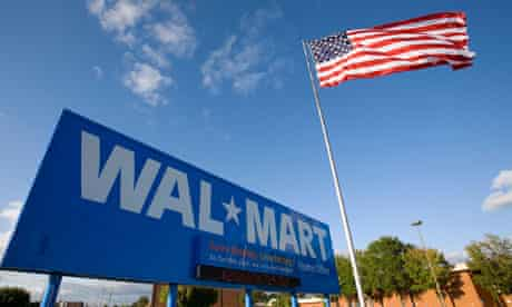 Walmart Stores home office for its global retail stores in Bentonville, Arkansas, US