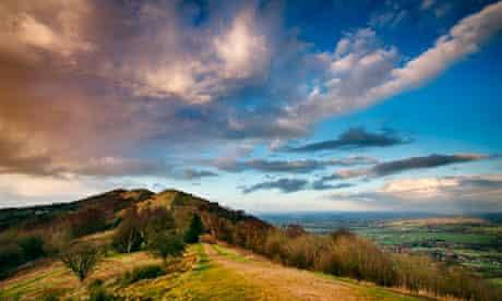 Malvern Hills, Herefordshire