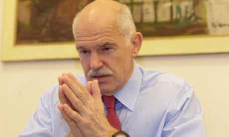 Ex prime-minsiter George Papandreou