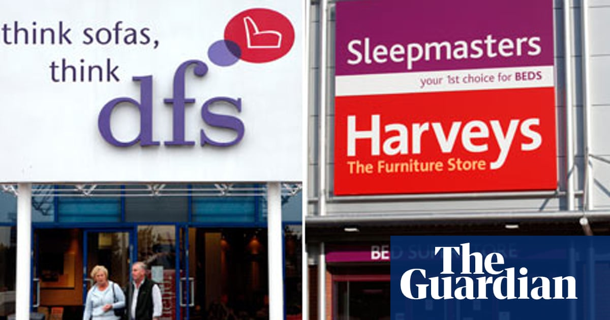 Store Wars Dfs And Harveys Furniture Money The Guardian