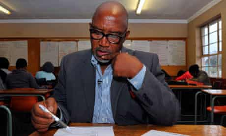 South African musician, Sipho 'Hotstix' Mabuse