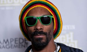 Has Snoop Dogg seen the Rastafari light, or is this just a
