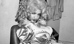 Kenny Everett as his character Cupid Stunt,