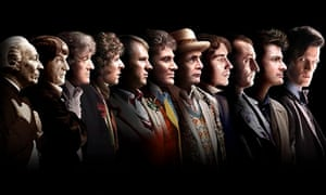 Doctor Who Eleven Doctors