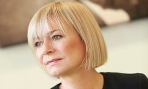Harriet Green chief executive of Thomas Cook