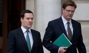 George Osborne Delivers His Autumn Statement On The Economy
