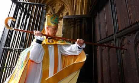 Archbishop of Canterbury Enthronement