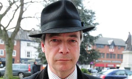 Ukip leader Nigel Farage.