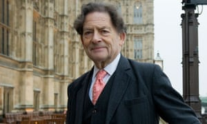 Former Chancellor and Conservative politician Lord Nigel Lawson