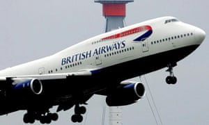 BA shares surge after Qantas takeover move