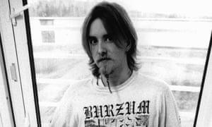 """Norwegian Musician Kristian """"Varg"""" Vikernes"""