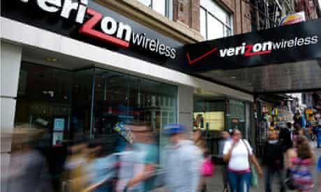 NSA Verizon Wireless store