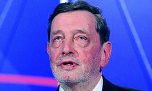 Blunkett criticises broadcasters