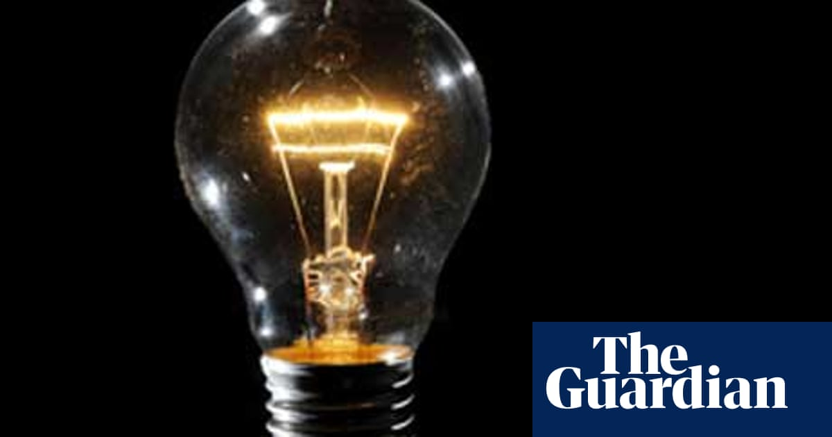 Good Riddance To Incandescent Lightbulbs Energy Efficiency The Guardian