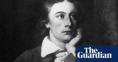 John Keats Andrew Motion Books The Guardian