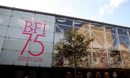 BFI  Southbank London