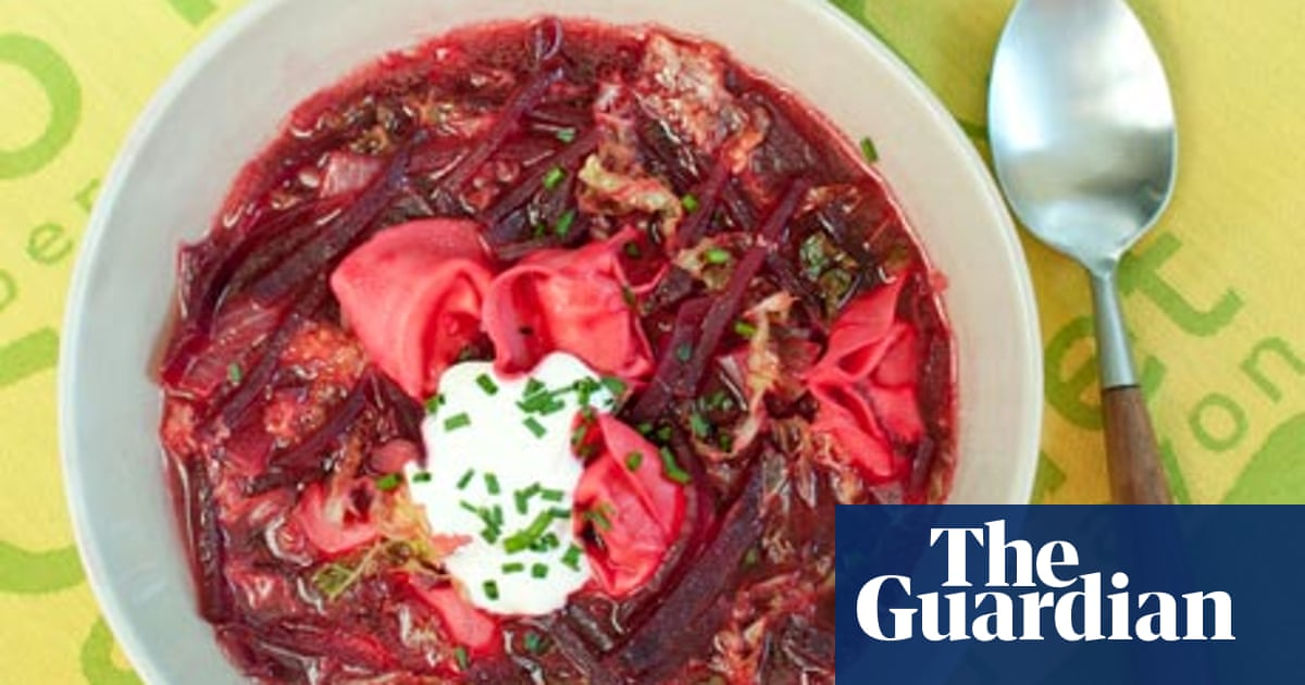 Basic Borscht Soup The Guardian