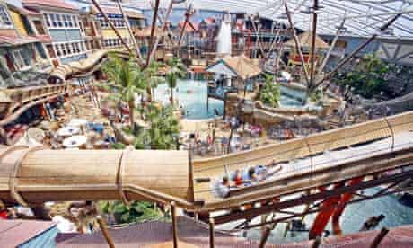 Alton towers indoor waterpark