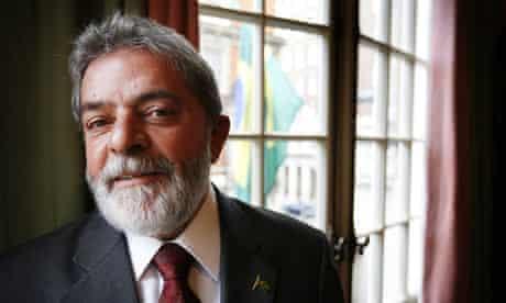 Luis Inacio Lula da Silva, the President of Brazil (otherwise known as President Lula).