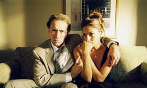 Nicolas Cage and Eva Mendes in Werner Herzog's Bad Lieutenant