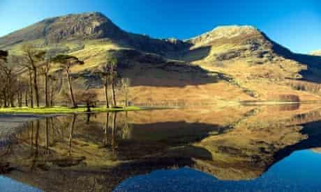 Buttermere in the Lake District, Cumbria