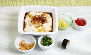 Congee rice porridge