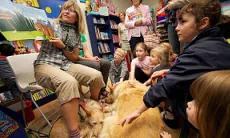 Authors of the Dog Detective children's books