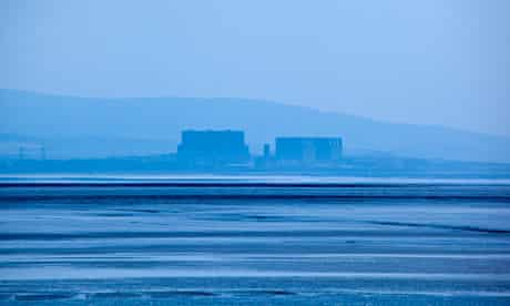 Hinkley Point Nuclear Power Stations