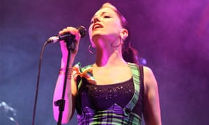 Imelda May Performs At The Roundhouse