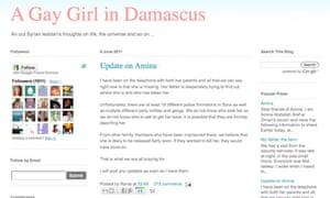 A Gay Girl In Damascus screenshot