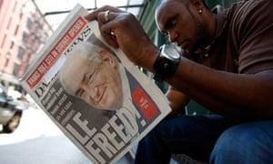 Dominique Strauss-Kahn freed