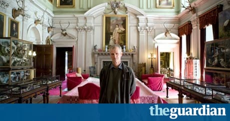 Life in a baroque home art and design the guardian for Baroque lifestyle