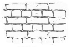British architecture one: English vs Flemish brickwork