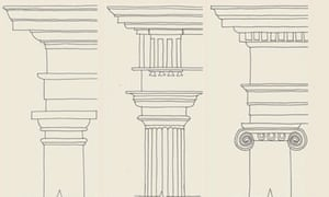 renaissance architecture how to identify the roman orders - Roman Design Architecture