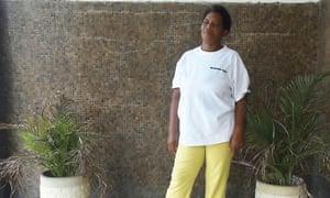 Ecuador domestic worker