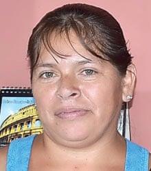 Rosita Sánchez Cumbicus
