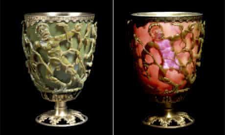 Nano | Lycurgus cup two
