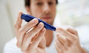 Nano-tattoo for diabetics