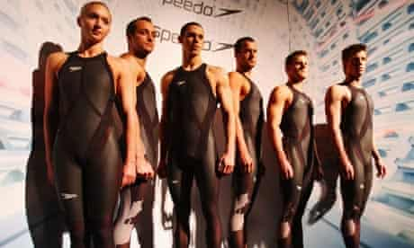 Speedo LZR swimsuits