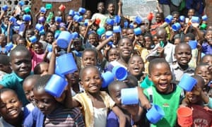 Mary's Meals charity photo