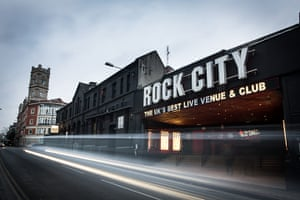 Think of England - Notts: Rock City, Nottinghamshire